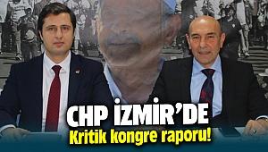 CHP İzmir'de Deniz Yücel ve Tunç Soyer İlçe Başkanlarıyla bir arada