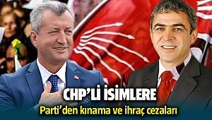 CHP'li Tahir Şahin ve Vefa Ülgür'e ceza
