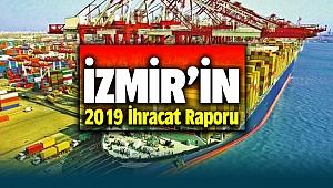 İzmir 2019 ihracat raporu