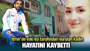 İzmir Buca'da Büşra Yabaşkul eski kocası tarafından pompalı tüfekle öldürüldü