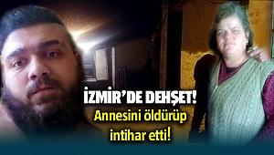 İzmir'de Metehan Erke Annesini vurduktan sonra intihar etti