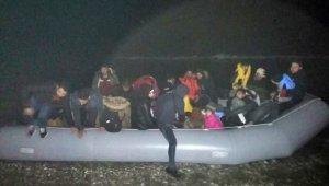 İzmir'de yeni yılın ilk günü 181 düzensiz göçmen yakalandı