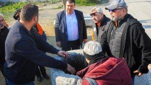 Seferihisar Belediye Başkanı İsmail Yetişkin'den yeni projeler
