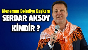 Serdar Aksoy Kimdir ?