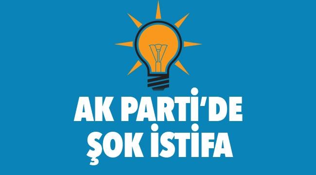 AK Parti Güzelbahçe İlçe Başkanı İstifa Etti
