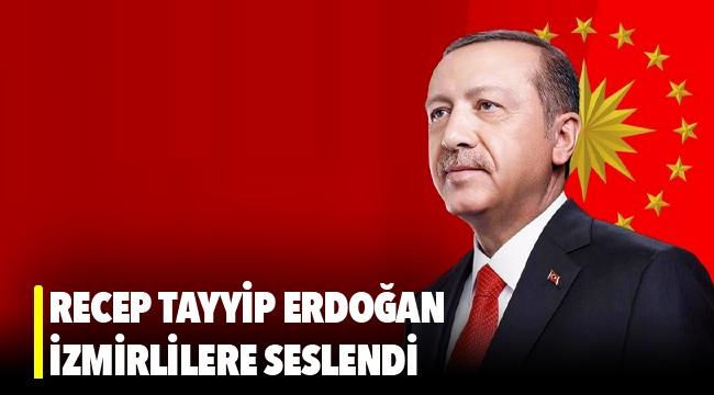 Cumhurbaşkanı Recep Tayyip Erdoğan Otoyol açılışında İzmirlilere seslendi