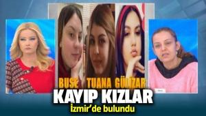 Isparta'daki evlerinden çıkıp bir daha dönmeyen kayıp kızlar İzmir'de bulundu!