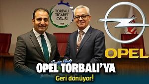 Opel'in Torbalı'daki fabrikası tekrar açılıyor