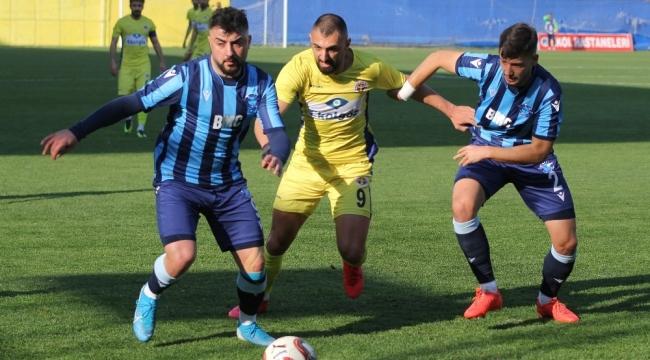 TFF 1. Lig: Menemenspor: 2 - Adana Demirspor: 3