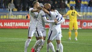 TFF 1. Lig: Menemenspor: 3 - Eskişehirspor: 1