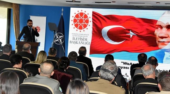 'WeAreNATO' İzmir'de tanıtıldı