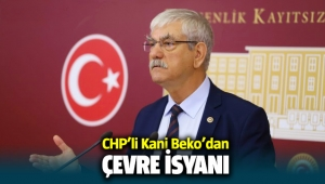 CHP'li Beko'dan çevre isyanı!
