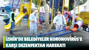 İzmir'deki belediyelerden korona virüsü seferberliği, etkinlikler iptal