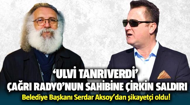 Gazeteci Ulvi Tanrıverdi Saldırıya uğradı, Başkan Serdar Aksoy'dan şikayetçi oldu