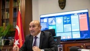 Başkan Tunç Soyer'den 'Çav Bella' kınaması