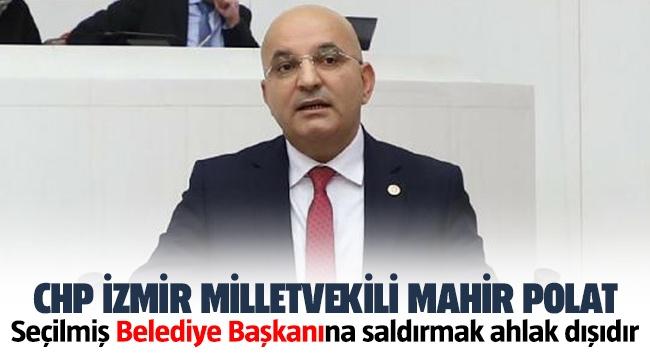 CHP'li Mahir Polat
