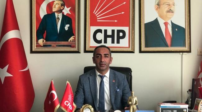 CHP Menemen İlçe Örgütü'nden 1 Mayıs mesajı