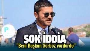 Foça Belediye Başkanı Fatih Gürbüz hakkında şok iddia