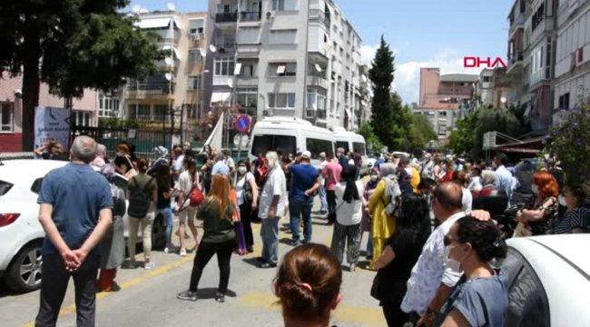İZMİR Öğrenciler LGS'yi geçti, veliler sınavdan kaldı