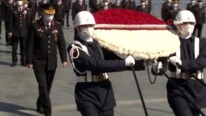 Jandarma teşkilatının 181. yaşı İzmir'de törenle kutlandı