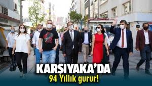 Karşıyaka'da 94 yıllık gurur!