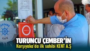 Turuncu Çember'in Karşıyaka'da İlk Sahibi Kent A.Ş.