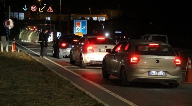 Yasak bitti İzmir-Manisa arası seyahat başladı