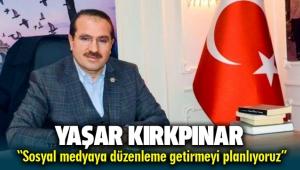 AK Partili Yaşar Kırkpınar