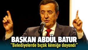 Başkan Abdül Batur