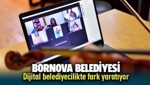 Bornova Belediyesi dijital belediyecilikte fark yaratıyor