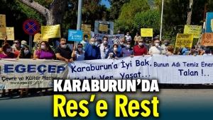 KARABURUN'DA RES'E REST