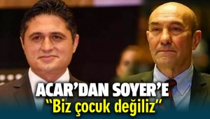 Serkan Acar'da Tunç Soyer'