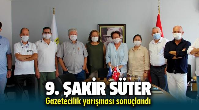 9. Şakir Süter Gazetecilik Yarışması Sonuçlandı