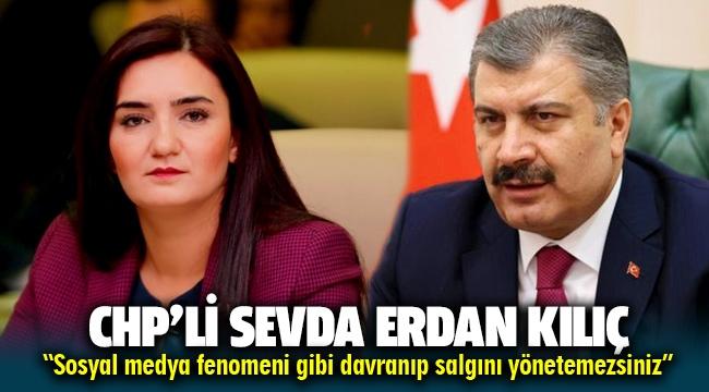 CHP İzmir Milletvekili Av. Sevda Erdan Kılıç: