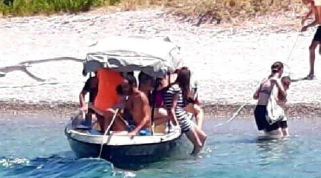 Foça'daki 4 kişinin yaşamını yitirdiği teknenin kaçan kaptanı yakalandı