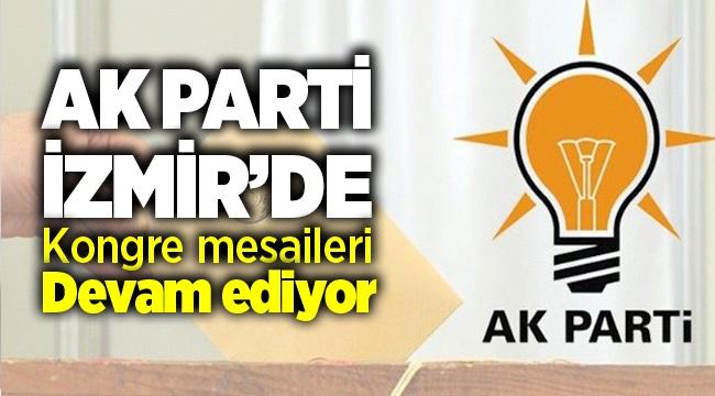 AK Parti İzmir'de bugün Bornova ve Çiğli'de sandık kurulacak.