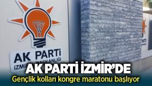 AK Parti İzmir gençlik kolları kongre tarihleri belirlendi