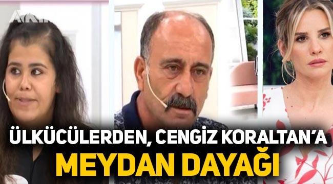 Esra Erol'da gündeme gelen Cengiz Koraltan Nazilli'de dayak yedi