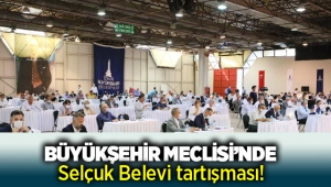 İzmit Büyükşehir meclisi'nde Selçuk Belevi tartışması