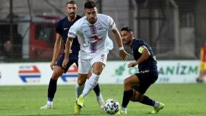 TFF 1. Lig: Menemenspor: 0 Altınordu: 2