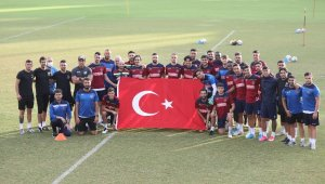 Alanyaspor, Göztepe maçı hazırlıklarına devam etti