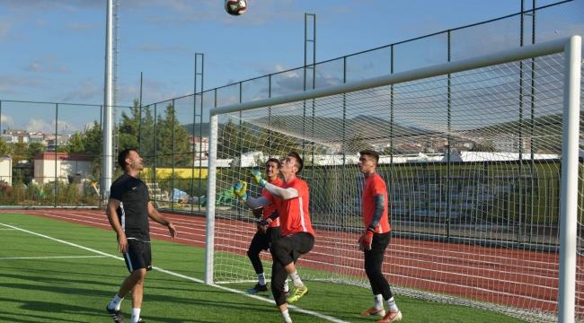 Aliağaspor FK Yeni Sezon Hazırlıklarına Devam Ediyor