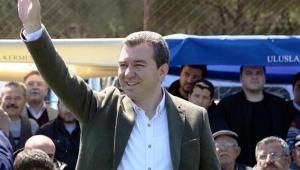 Azerbaycan'a Bergama'dan destek