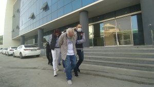 Bursa'da esrarla yakalanan 70'lik dede tutuklandı