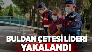 Denizli'de Buldan Çetesi lideri yakalandı
