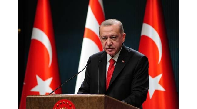 Erdoğan-Tatar ortak basın toplantısı