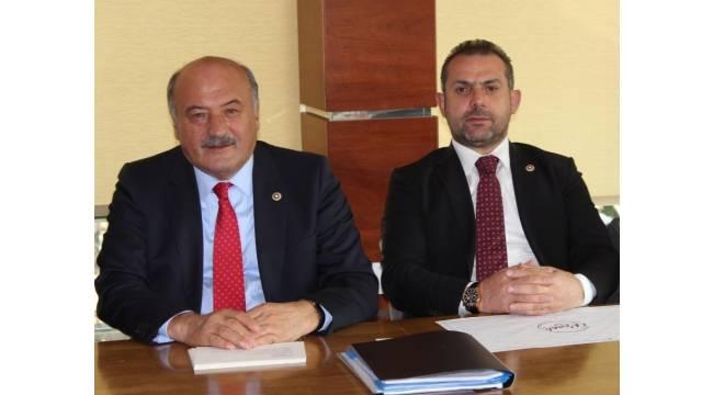 Erzincan 2023'e birliğin ve beraberliğin vizyonunda başarıyla koşacak