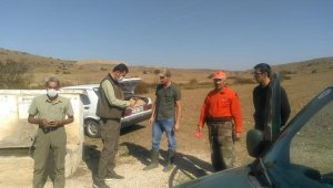 Eskişehir'de av koruma ve kontrol faaliyetleri