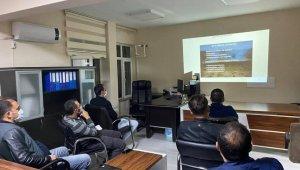 Iğdır'da avcı adaylarına eğitim kursu açıldı