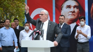 İYİ Parti Torbalı'da güç gösterisi yaptı